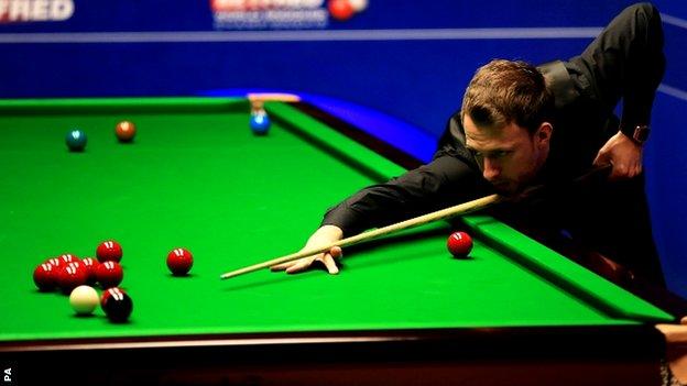 bbc sport snooker latest