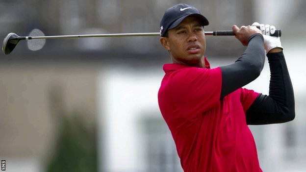 Tiger Woods won the Open at St Andrews in 2000 and 2005