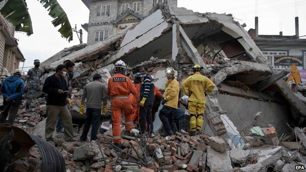 Nepal earthquake: UN launches $415m appeal