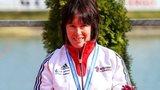 Britain's Jeanette Chippington