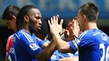 Didier Drogba and John Terry