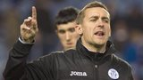 Queen of the South manager James Fowler
