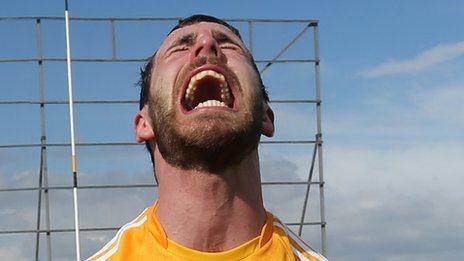 Neil McManus of Antrim