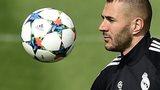 Karim Benzema out of Real Madrid's trip to Juventus