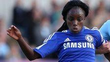 Eniola Aluko of Chelsea