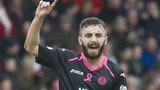 Partick Thistle's Steven Lawless