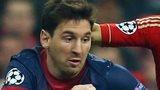 Lionel Messi v Bayern Munich