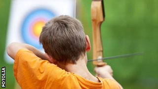 Young archery