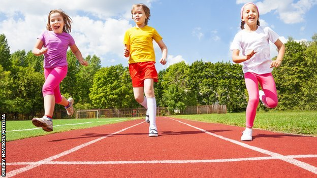 BBC Sport - Get Inspired: How to get into Athletics
