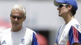Joe Root, Peter Moores & Alastair Cook