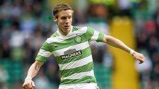 Scottish PFA player of the year Stefan Johansen