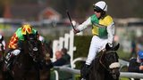 Leighton Aspell wins aboard Many Clouds