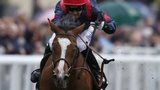 Trip To Paris (left) wins Chester Cup