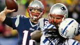 Patriots quarter back Tom Brady denies any wrongdoing in