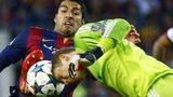 Luis Suarez Barcelona v Bayern Munich