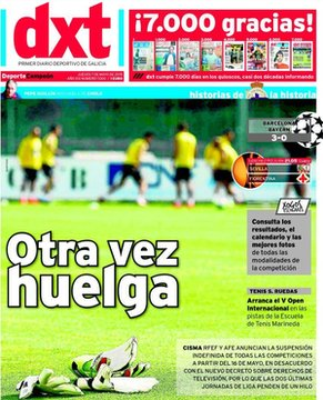 Thursday's DTX Deporte Campeon