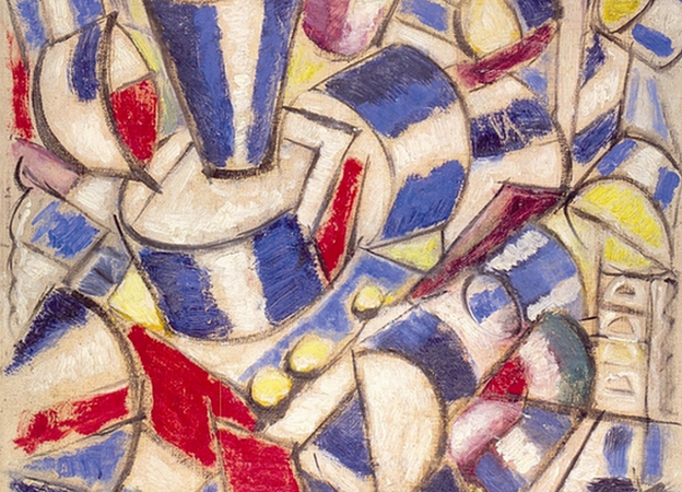 Fernand Leger forgery by Wolfgang Beltracchi
