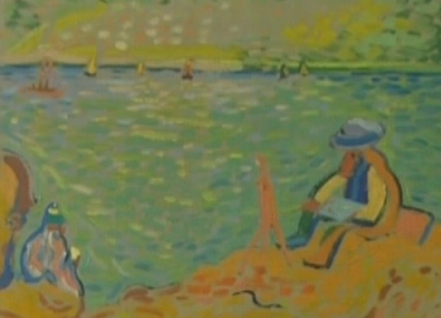 Beltracchi André Derain forgery which sold for $6.2m