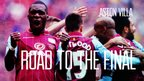 VIDEO: Villa's road to the FA Cup final