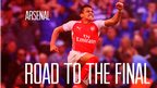 VIDEO: Arsenal's road to the FA Cup final