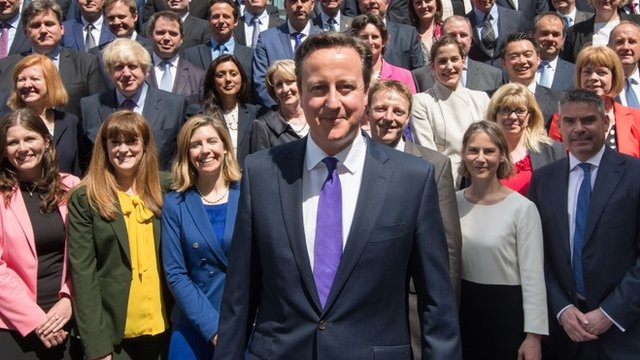 Election 2015: Who's who in David Cameron's new cabinet? - BBC News