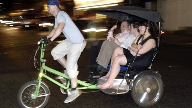 rickshaw business plan