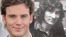 Sam Claflin and Robin Friday