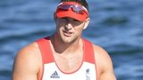 GB Para-rower Tom Aggar