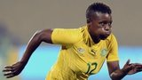 South Africa's Portia Modise