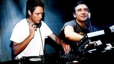 Adam F and DJ Fresh