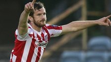 Ryan McBride could be sidelined for three weeks