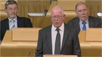 Devolution (Further Powers) Committee Convener Bruce Crawford