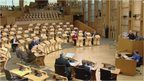 MSPs continued to debate the interim report on the Smith Commission