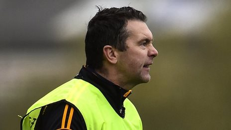 Former All-Ireland winner and BBC GAA pundit Oisin McConville