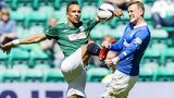 Farid El Alagui and Dean Shiels