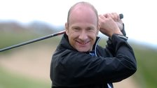 Stephen Watson will present BBC Northern Ireland's Irish Open TV highlights programmes