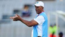 Seychelles coach Ulric Mathiot