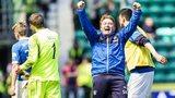 Rangers boss Stuart McCall