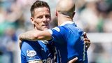Rangers reach the final after a 2-1 aggregate win