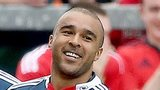 Simon Zebo scored Munster's first-half try