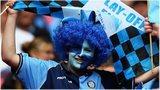 Wycombe Wanderers fan