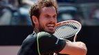 Pilates put Murray in Paris picture