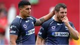 Josh Matavesi and Aaron Jarvis