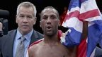 DeGale makes history with points win