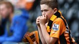A young Hull City