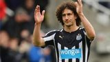 Fabricio Coloccini of Newcastle