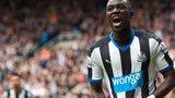 Moussa Sissoko celebrates