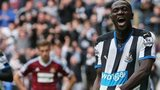 Moussa Sissoko celebrates