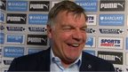 VIDEO: Right time to leave West Ham - Allardyce