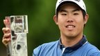 An victorious in PGA Championship